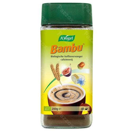 A. Vogel Bambu Cafeïne Vrije Biologische Koffievervanger 200 G