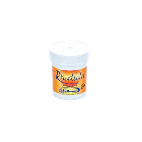 Rhodiola Extract V-caps 60 Deba