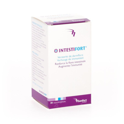 Intestifort Caps 30