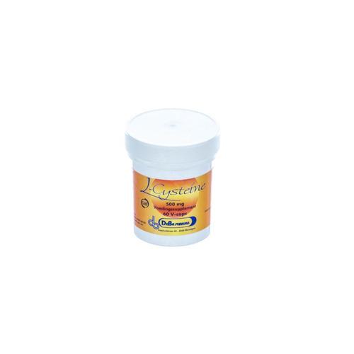 L-cysteine 500mg + Vit C-b6 V-caps 60 Deba