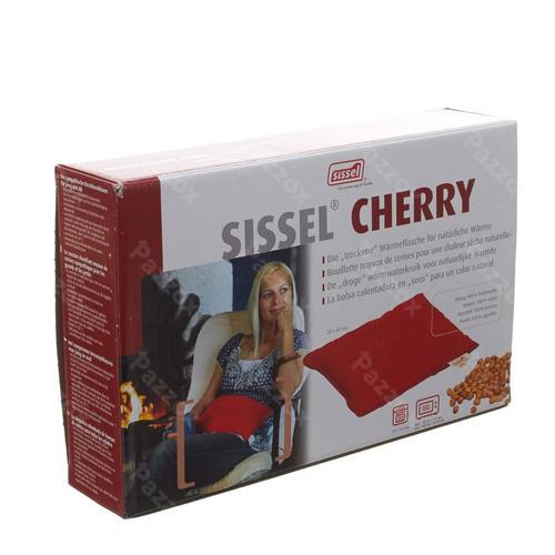 Sissel Cherry Kersenpitkussen 20x40cm Rood