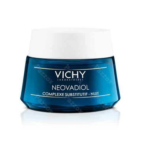Vichy Neovadiol Substitutief Complex Nachtcrème Alle Huidtypes 50ml