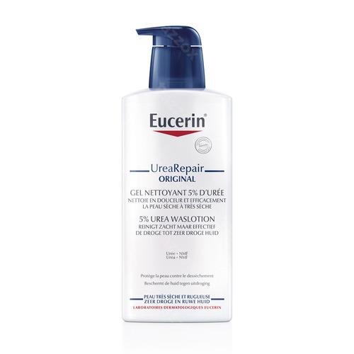 Eucerin Urea Repair Plus Wasgel 5% Uree 400ml