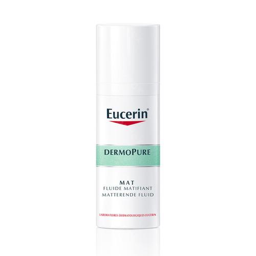 Eucerin Dermopure 12h Mattif. Fluid 50ml