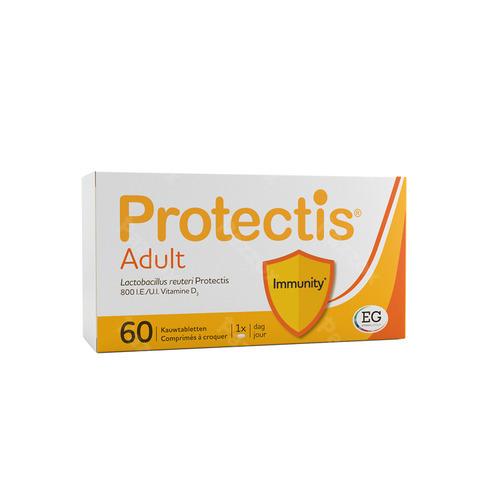 Protectis Adult Immuniteit Kauwtabletten 60