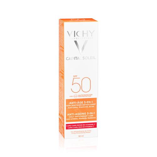Vichy Ideal Soleil A/age Ip50 50ml