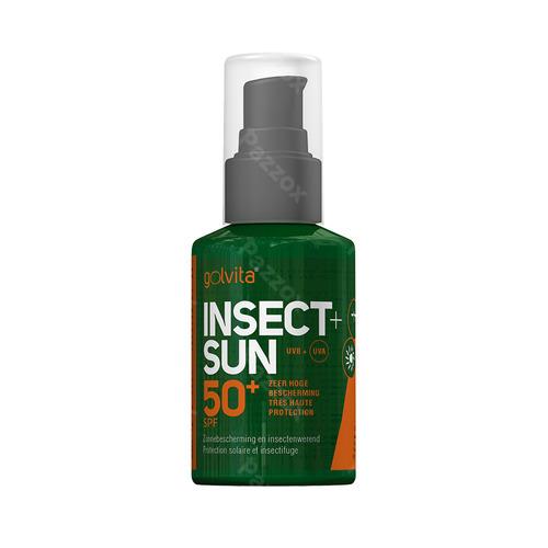 Golvita Insect + Sun Ip50 100ml