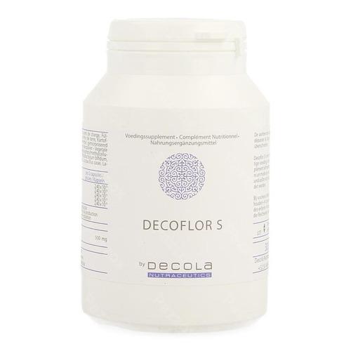 Decoflor S Vcaps 60