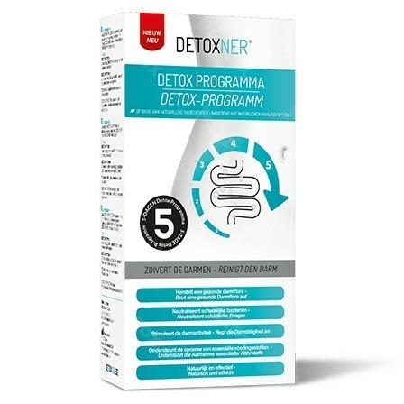 Detoxner Programma Detox Nat. Sach 5 + Comp 20