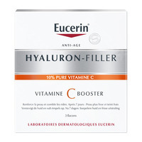 Eucerin Hyaluron Filler Vitamine C Booster 3x8ml