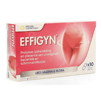 Effigyn Vaginale Caps 10