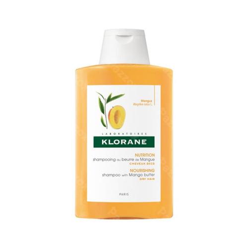 Klorane Voedende Shampoo Met Mangoboter Droog Haar 200ml