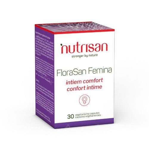 Florasan Femina V-caps 30 Nutrisan
