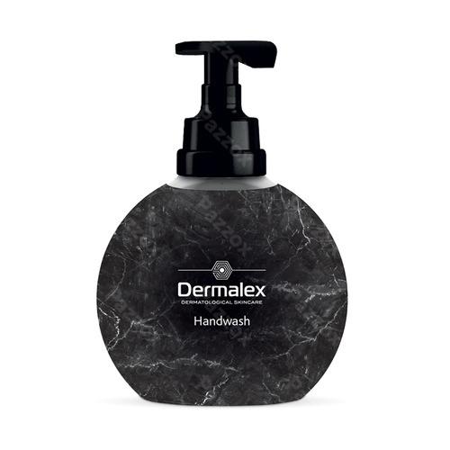 Dermalex Handwash Lim Ed 21 Black 295ml