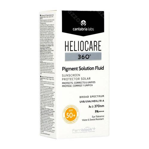 Heliocare 360 Pigment Solution Fluid Ip50+ Fl 50ml