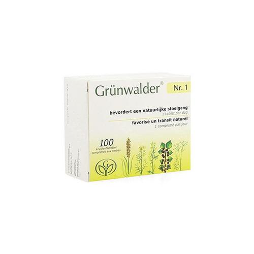 Grunwalder Nr 1 100 Tabl Nf